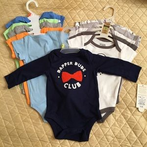 Baby onesie bundle brand new!!!!
